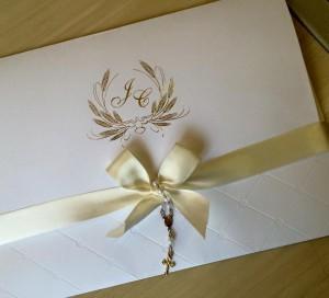 Convite 21 x 29 - Modelo Aba Reta