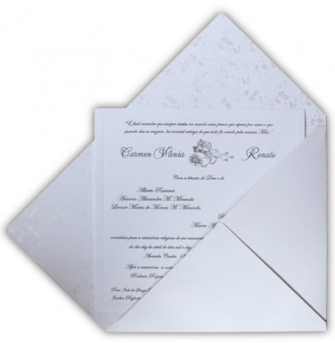 f9853bffe83b4 convites de casamento « FG Convites   Caligrafia